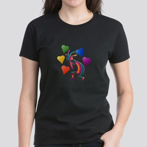 One Kokopelli #53 Women's Dark T-Shirt