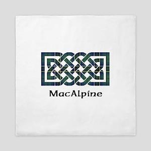Knot - MacAlpine Queen Duvet