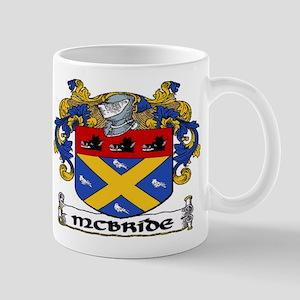 McBride Coat of Arms Mug