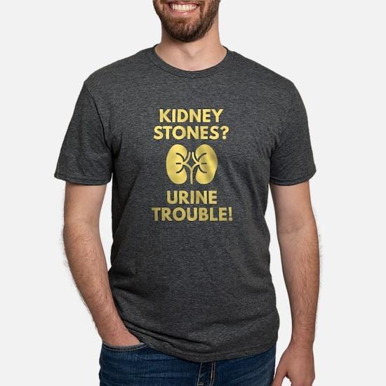 Urine Trouble Women's Dark T-Shirt