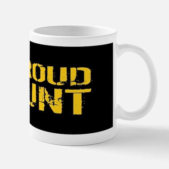 U.S. Army: Proud Aunt Mug