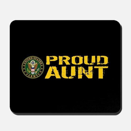 U.S. Army: Proud Aunt Mousepad