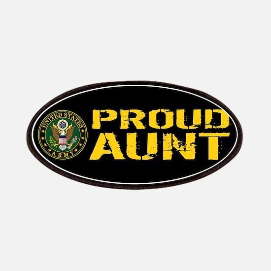 U.S. Army: Proud Aunt Patch