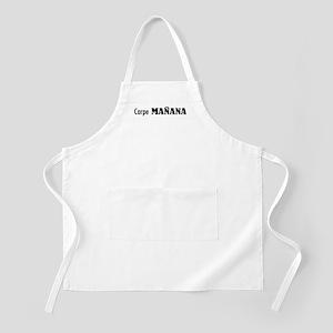 Carpe Manana BBQ Apron