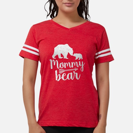 Mommy Bear Women's Dark T-Shirt
