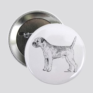 "Border Terrier 2.25"" Button"