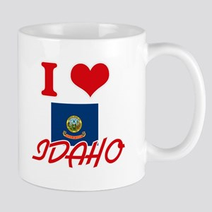 I Love Idaho Mugs