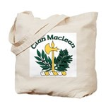 Clan Maclean Tote Bag