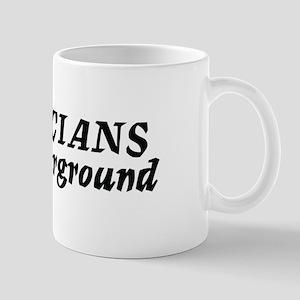 Morticians do it undergound Mug