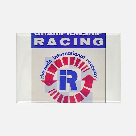 Riverside Raceway Magnets