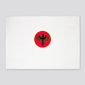 german-eagle-small 5'x7'Area Rug