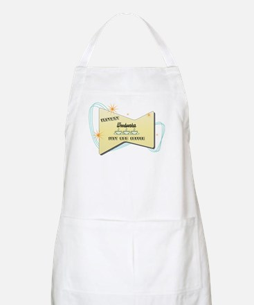 Instant Woodworker BBQ Apron