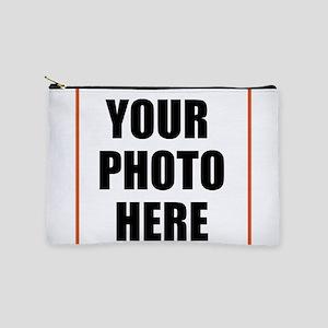 Your Photo Here Makeup Bag