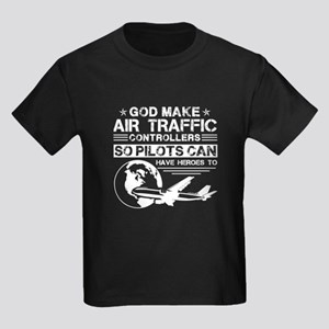 God Made Air Traffic Controllers T-Shirt