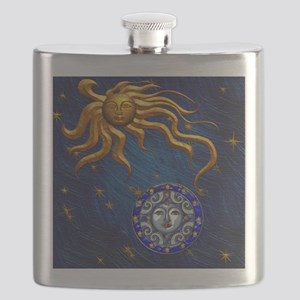 Harvest Moons Sun & Moon Flask