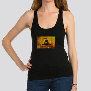 Dont tread on me Racerback Tank Top