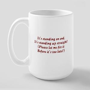 Beautician Large Mug