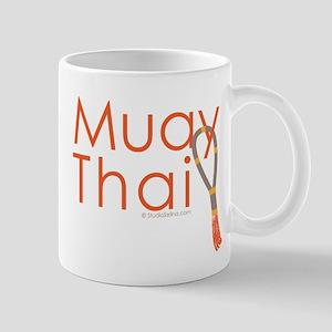 Muay Thai Headband 11 oz Ceramic Mug
