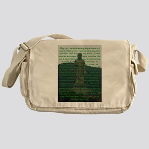 Allies Of Our Lives Messenger Bag