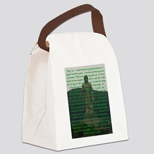 Allies Of Our Lives Canvas Lunch Bag