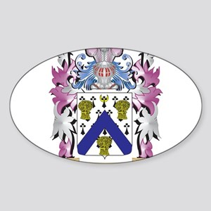 Masterson Coat of Arms - Family Crest Sticker