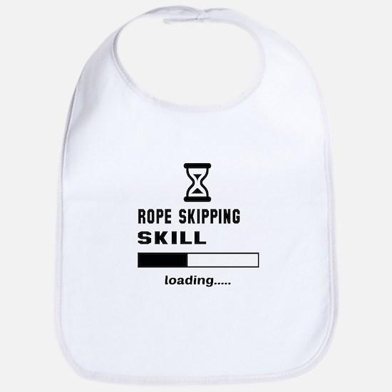 Rope Skipping skill loading.... Bib