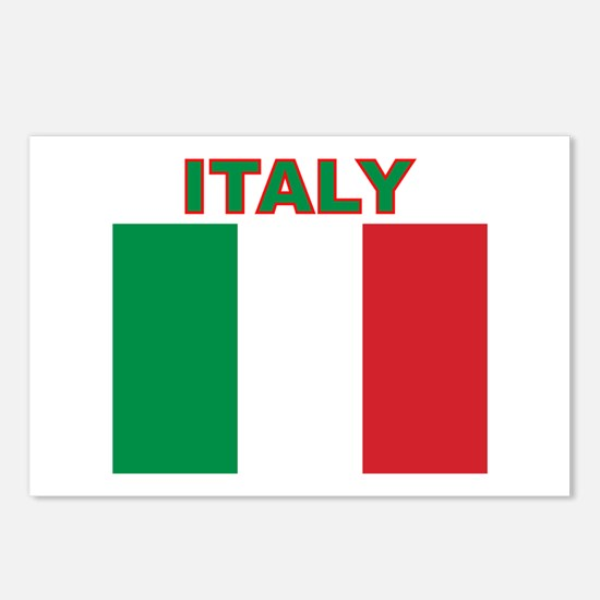 ItalyProducts Postcards (Package of 8)