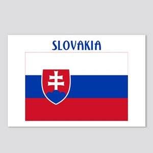 Slovakia Products Postcards (Package of 8)