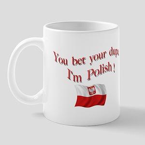 Polish Dupa 3 Mug