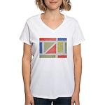 ArtRoger Women's V-Neck T-Shirt