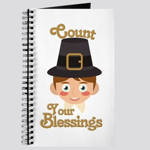 Count Blessings Journal