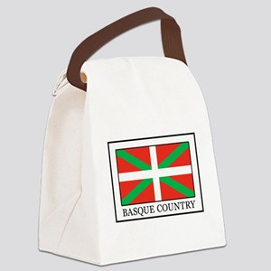 Basque Country Canvas Lunch Bag