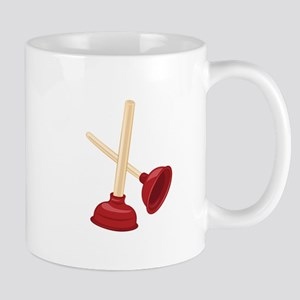 Plungers Mugs