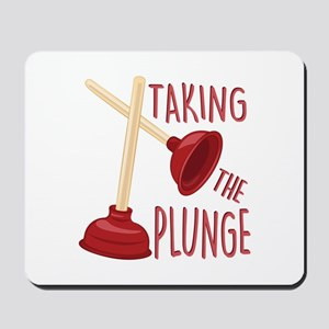 The Plunge Mousepad