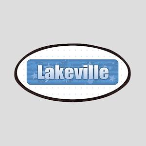Lakeville Design Patch