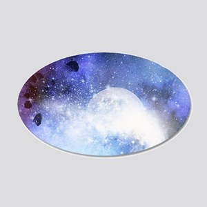 The universe Wall Decal