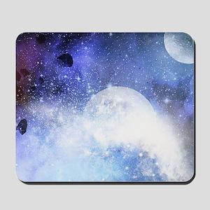 The universe Mousepad