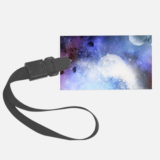 The universe Luggage Tag