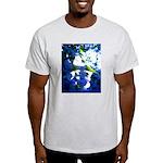 Apple Blossom Blues Light T-Shirt
