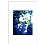 Apple Blossom Blues Large Poster