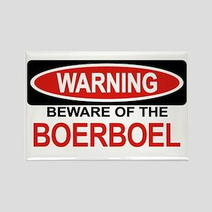 BOERBOEL Rectangle Magnet
