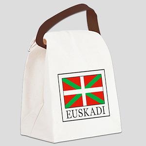 Euskadi Canvas Lunch Bag