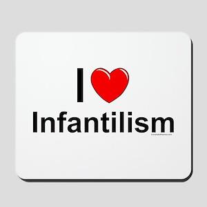 Infantilism Mousepad