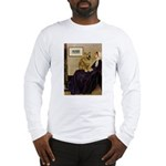 Whistler's / Chow #1 Long Sleeve T-Shirt