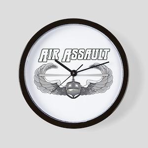 Army Air Assault Wall Clock