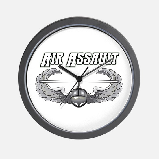 Army Air Assault Wall Clock