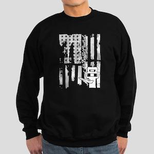 Air Traffic Control Flag Sweatshirt (dark)