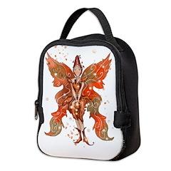 Faylin The Fall Fairy Neoprene Lunch Bag