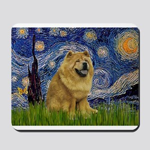 Starry / Chow #! Mousepad