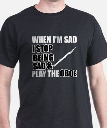 The Oboe Design T-Shirt